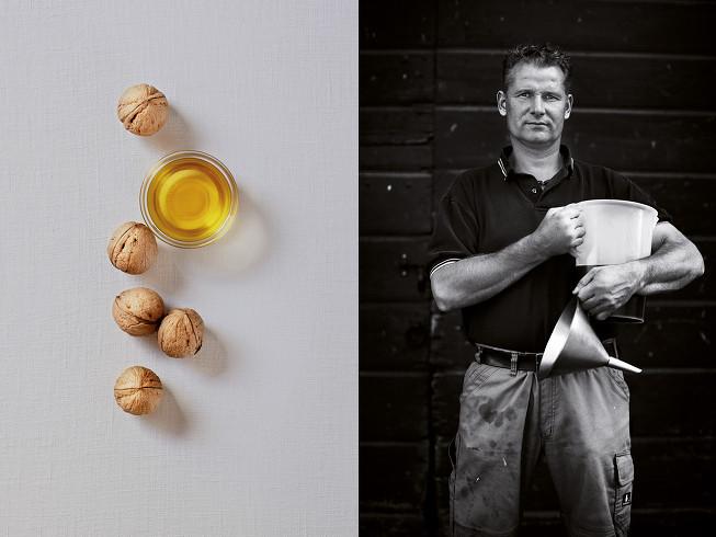 Nuts Oil - Jean-Luc Bovey - Sévery (Vaud, CH)