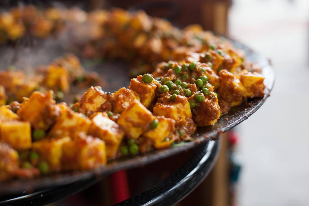 "Vegetarian goodness at <a href=""http://www.manjitskitchen.com/"">Manjit's Kitchen</a>"