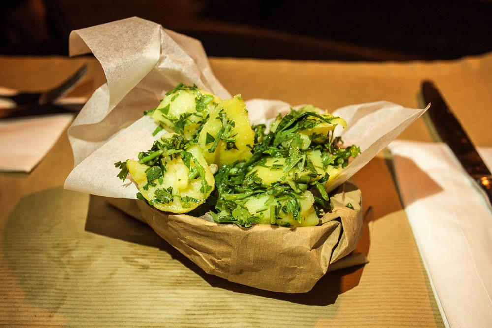 Potato Salad, Port Said, Tel Aviv, Israel