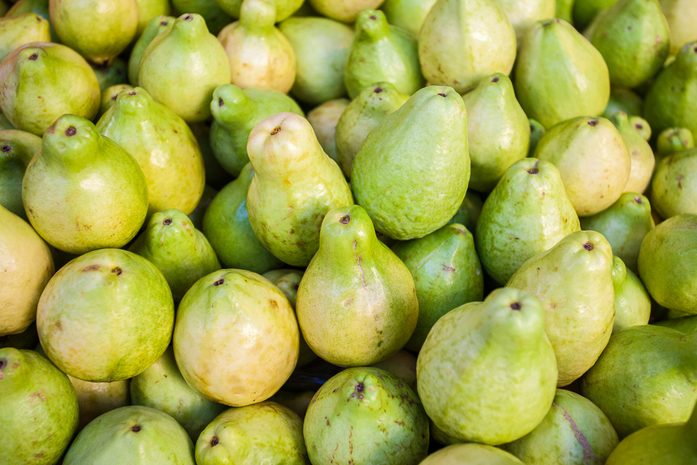 Guava, Carmel market, Tel Aviv, Israel