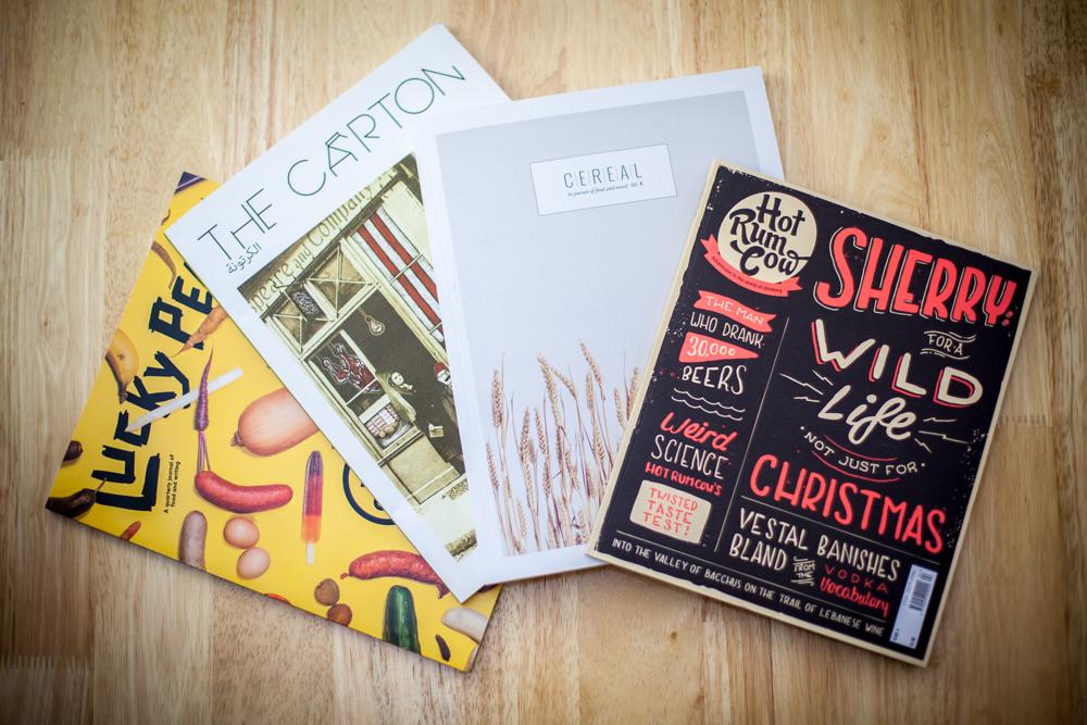 food-magazines