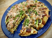 Okonomiyaki – the Japanese pancake