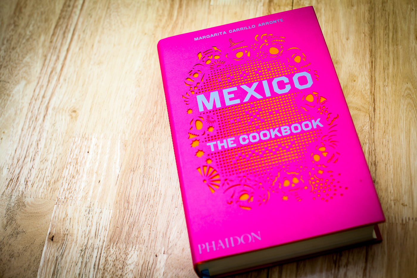 Mexico - The cookbook by Phaidon - FoodCrafters