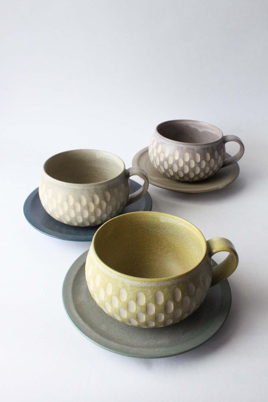cup-saucer-Mayumi-Yamashita-incised